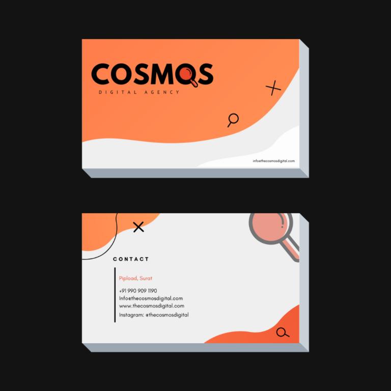 Cosmos Digital  - Website Design & Branding 2