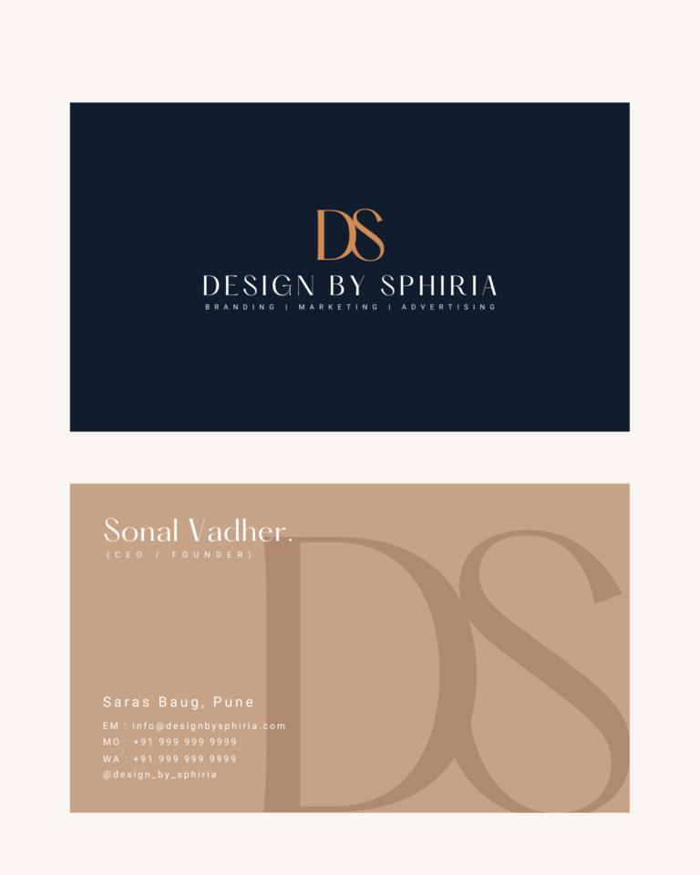 Design By Sphiria - Website Design & Branding 7