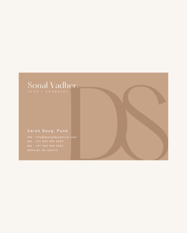 Design By Sphiria - Website Design & Branding 9